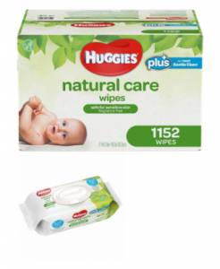 Huggies diapers, take care of your baby's skin