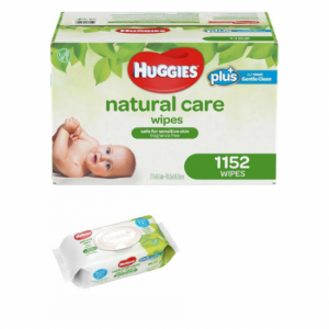 essential items during pregnancy, huggies natural care wipes, baby wipes, babybliss